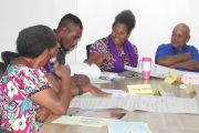 STAFF UNDERGO GESI SENSITIZATION & MAINSTREAMING TRAINING